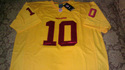 Robert Griffin III Jersey Yellow