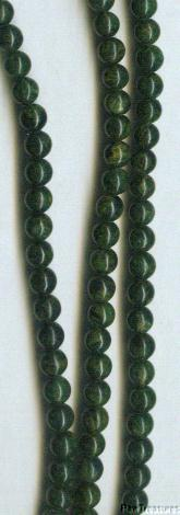 "African Jade 4mm Beads - 16"" Strand"