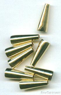 Gold Filled Cone 16.5mm (each)