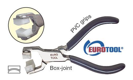 EuroTool Bracelet Bending Pliers - Gently Curve Br