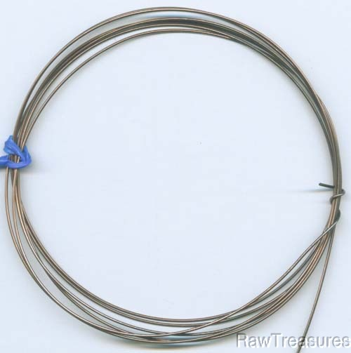 Copper Wire Solder 18 Gauge 'EASY' 5 Feet_ From Ra
