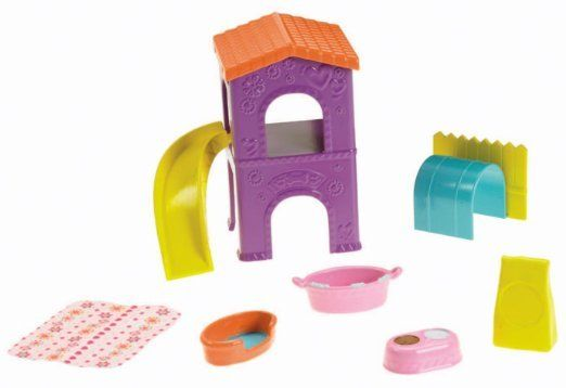 Dora Playtime Together PET SET Furniture!