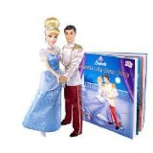 Disney Princess Cinderella's Big Dance Party Set N
