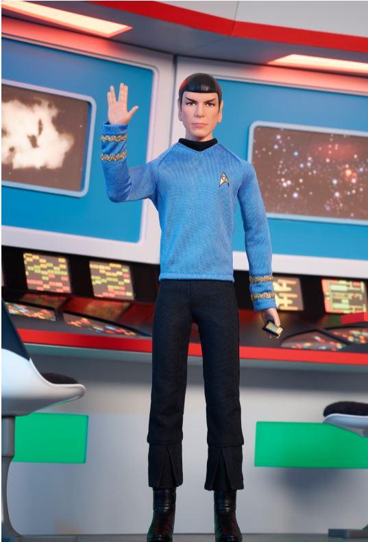 2016 Star Trek SPOCK Barbie Ken Doll - PREORDER!!