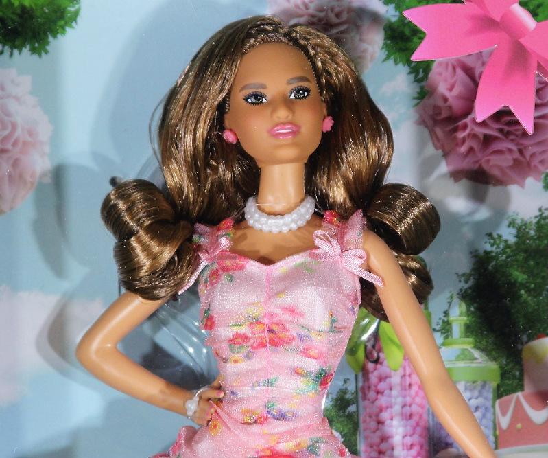 2019 Pink Label HISPANIC BIRTHDAY WISHES Barbie BRAND NEW
