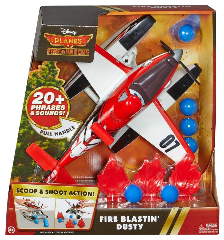 Disney Pixar CARS PLANES FIRE & RESCUE Fire Blasti