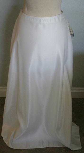 JESSICA McCLINTOCK Beige Skirt NWT Size 8