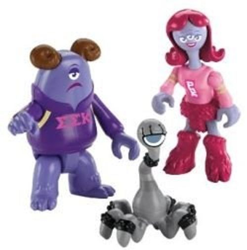 FISHER PRICE IMAGINEXT MONSTERS UNIVERSITY SORORIT