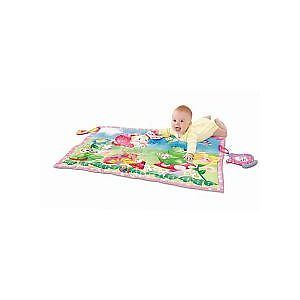 Fisher Price PERFECTLY PINK TEA PARTY TUMMY TIME G