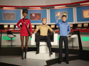 2016 Star Trek KIRK, SPOCK & UHURA 50th Anniversar