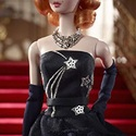 2018 Midnight Glamour Silkstone Fashion Model Barb