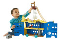 Fisher Price Disney Jake and the Netherland Captai