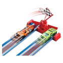 Hot Wheels Thrill Drivers Corkscrew Track Set with