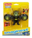FISHER PRICE IMAGINEXT BATMAN JETPACK Figure New!!