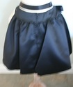 JESSICA McCLINTOCK Black Bubble Skirt NWT! Size 10