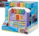 Vtech Alphabet Activity Cube Learning Toy Building