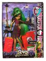 Monster High SCARIS JINAFIRE LONG City of Frights