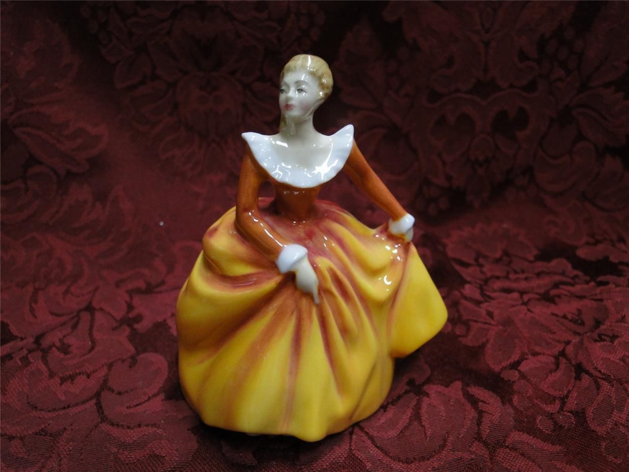 Royal Doulton Figurine, Great Gift, Miniature,
