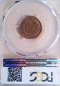 1867 PCGS MS63BN Indian Head Cent - STUNNING COIN!
