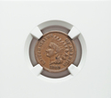 1869 NGC VF25 Indian Head Cent - Nice Eye Appeal!