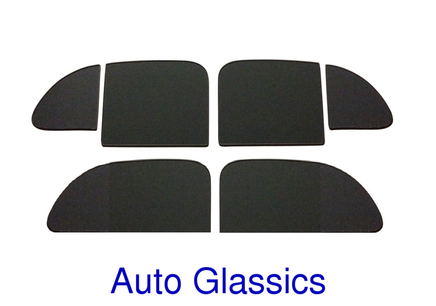 Windshield Gasket For Use With Trim 1949 1950 Oldsmobile Tourback Business Coupe