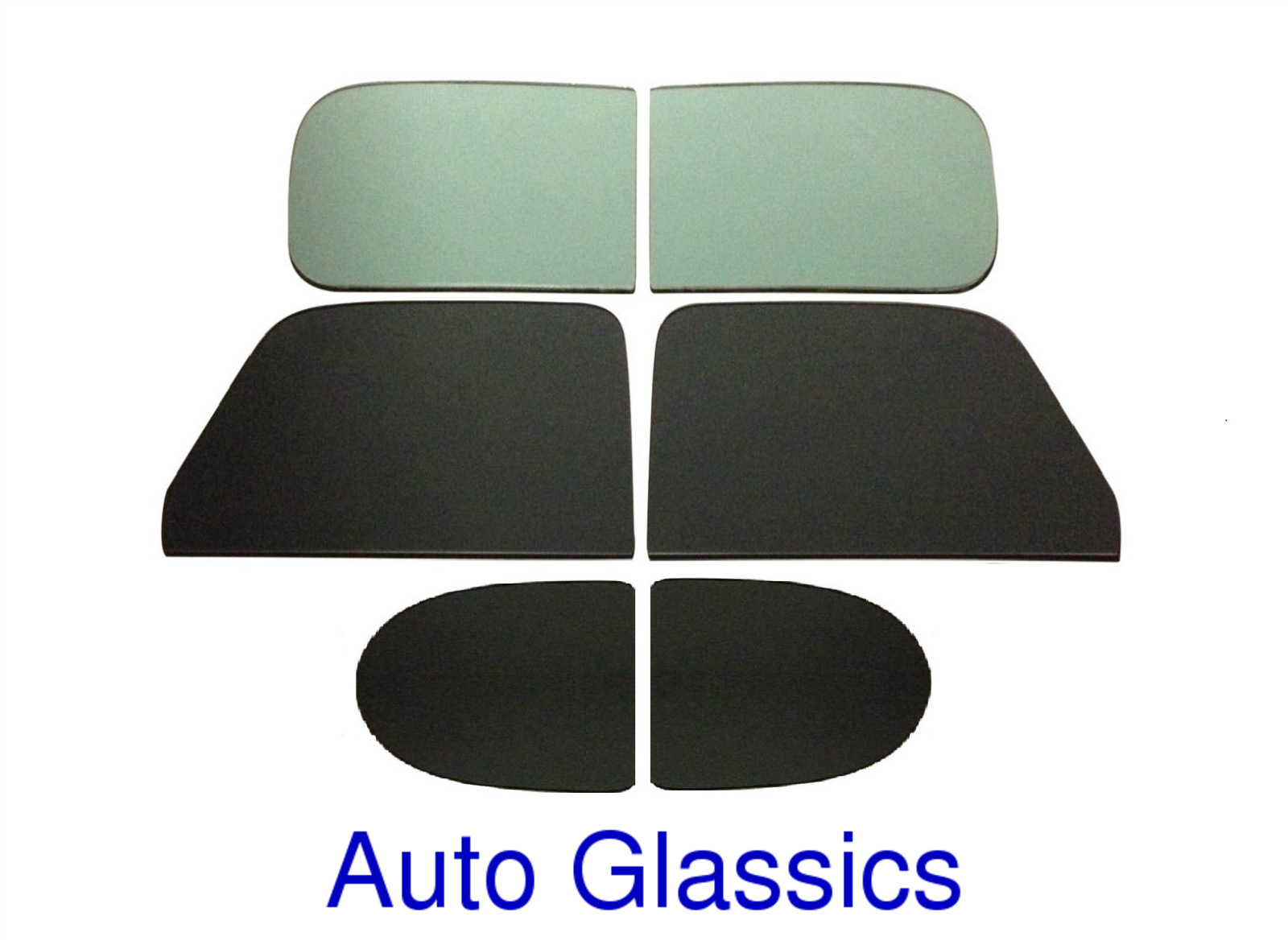 1939 1940 1941 1942 1946 Chevrolet Panel Truck Auto Glass Kit New Ford Delivery Aut