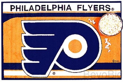 Philadelphia Flyers Rug / Mat Hockey - NHL - NEW-