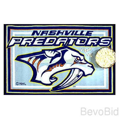Nashville Predators Rug / Mat Hockey - NHL - NEW -