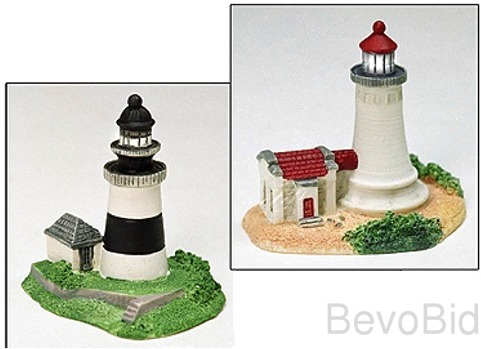 Thimbles,International Lighthouses,Cape Cod