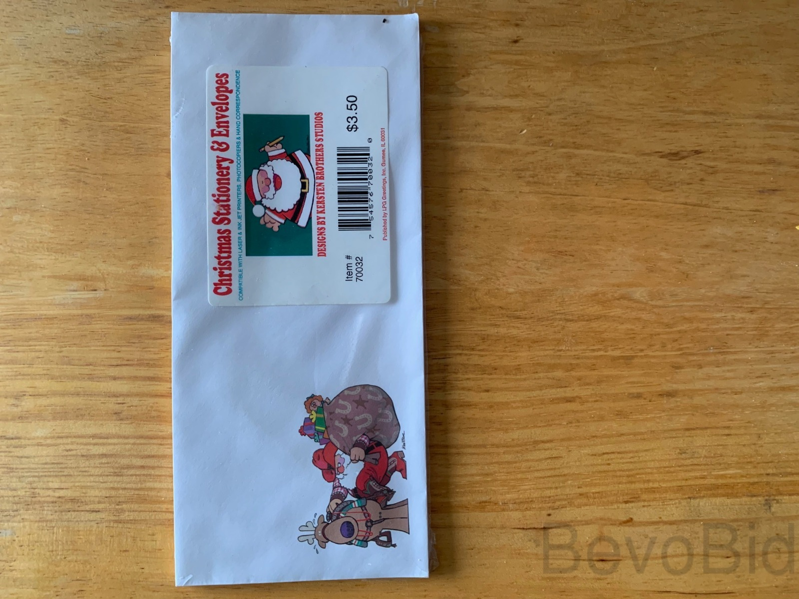 Assorted Hallmark Christmas Gift Labels and Envelo