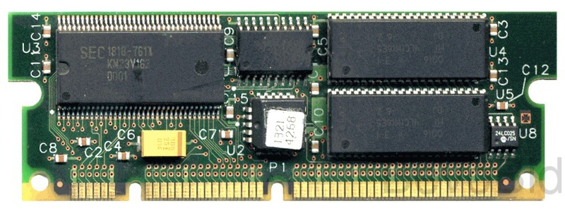 HP POSTSCRIPT EMULATION (C3098A)- 4 MB module- USE