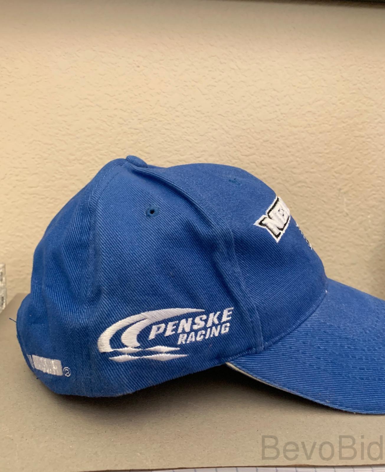 Newman #12 Blue Cap, Alltel Racing, Penske Racing,