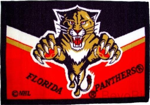 Florida Panthers Rug / Mat - NHL - FREE SHIPPING -