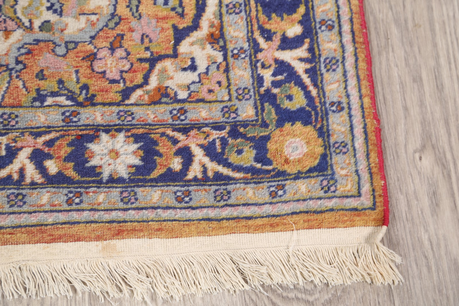 Outstanding Decorative Floral 3x4 Wool Tabriz Persian