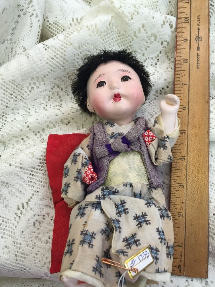 Valuable answer doll japanese vintage sorry, that