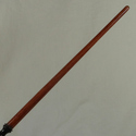 "13"" Hand Turned Mahoe Wood Magic Wand"