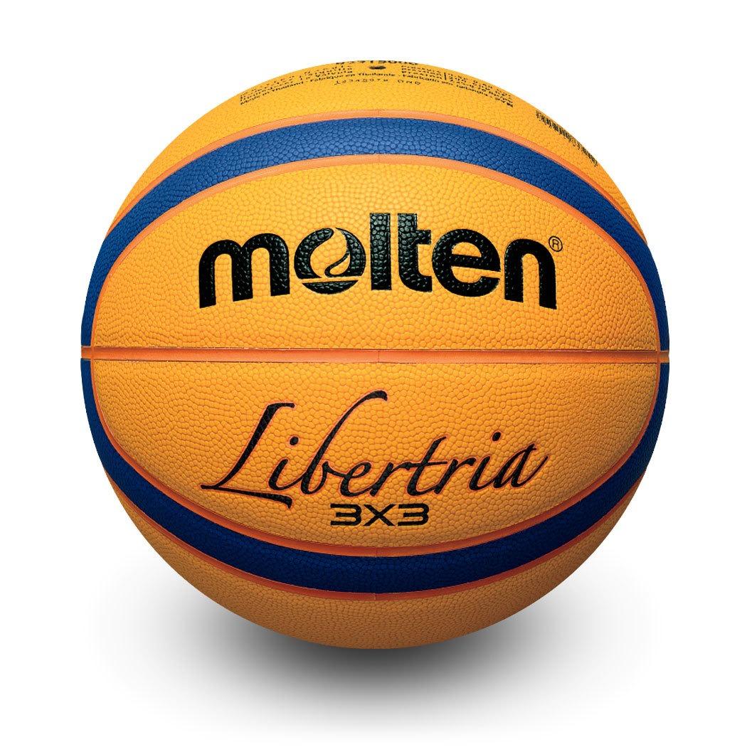 Molten Libertria 3x3 Basketball Fiba Approved Outdoor