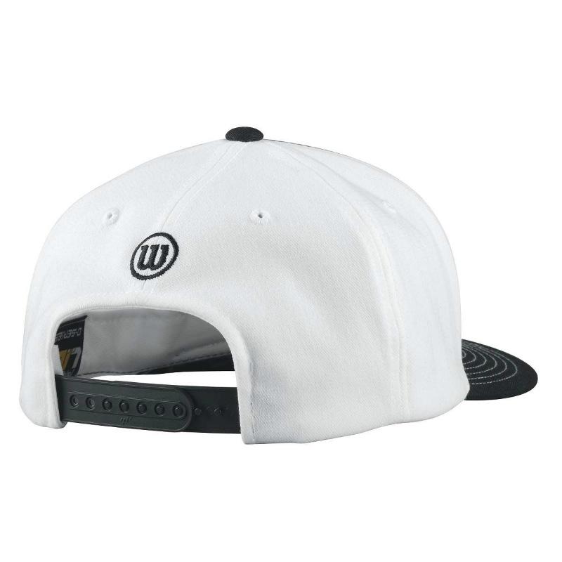 Wilson A2000 Snapback Hat Black WTA7100BW Baseball Cap 887768462529 ... fefdabc01a1