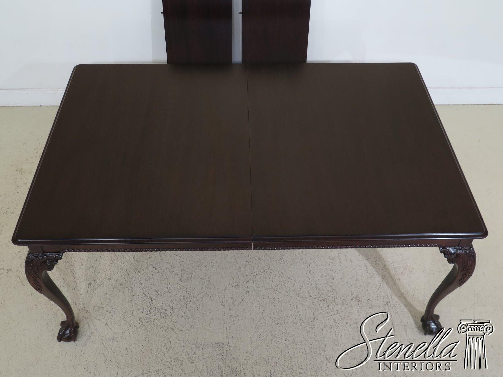 stickley dining room table | L47237EC: STICKLEY Clawfoot Mahogany Dining Room Table | eBay