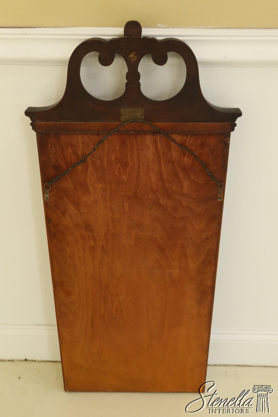 F31846EC: Vintage Grand Rapids Cherry Framed Federal ...