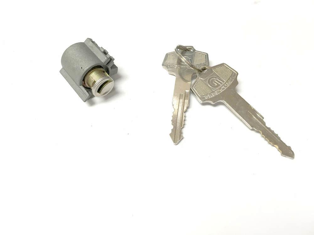 Datsun & Subaru Ignition Lock Cylinder C-16-116, T