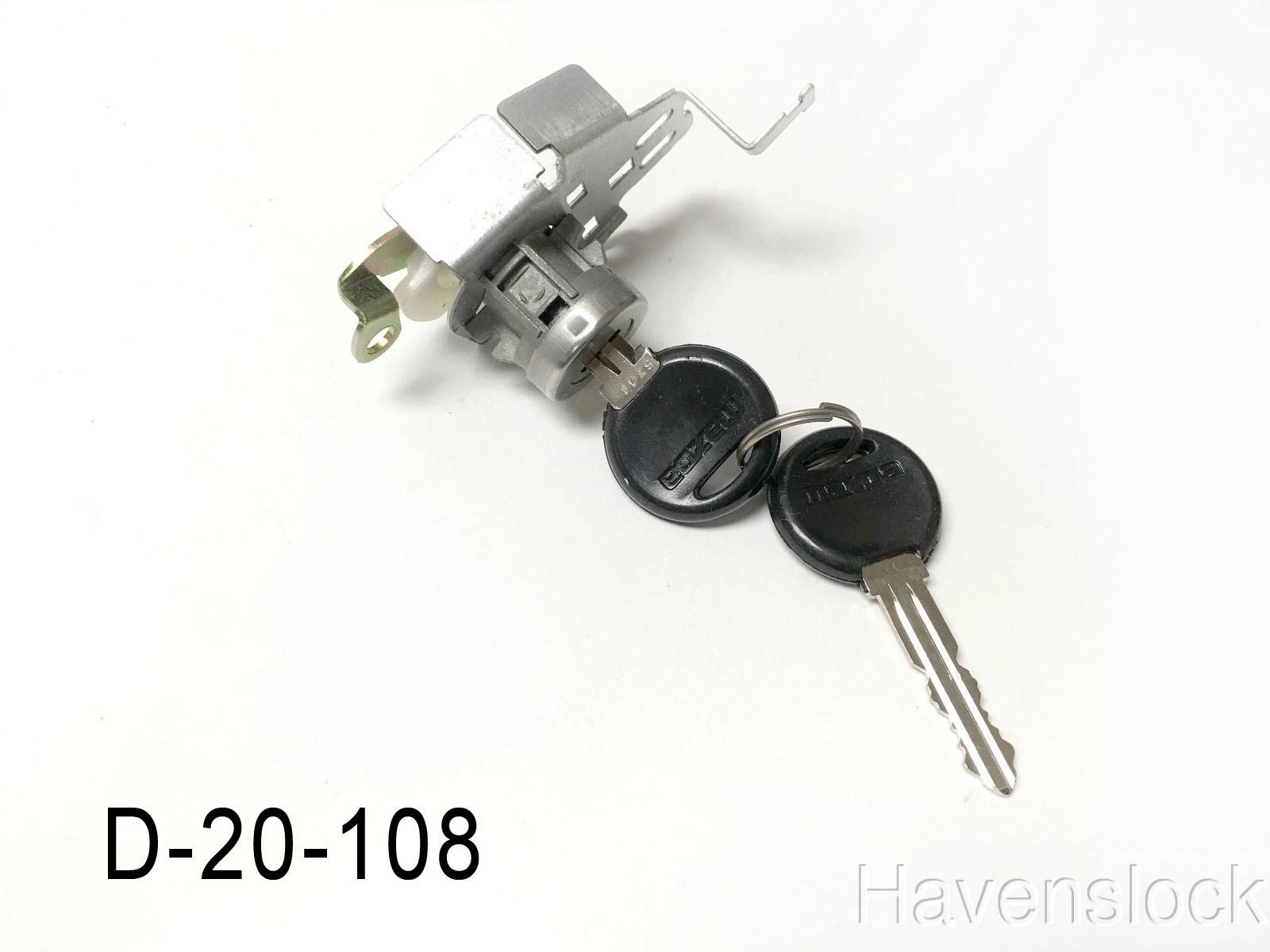ASP Door Lock Cylinder D-20-108
