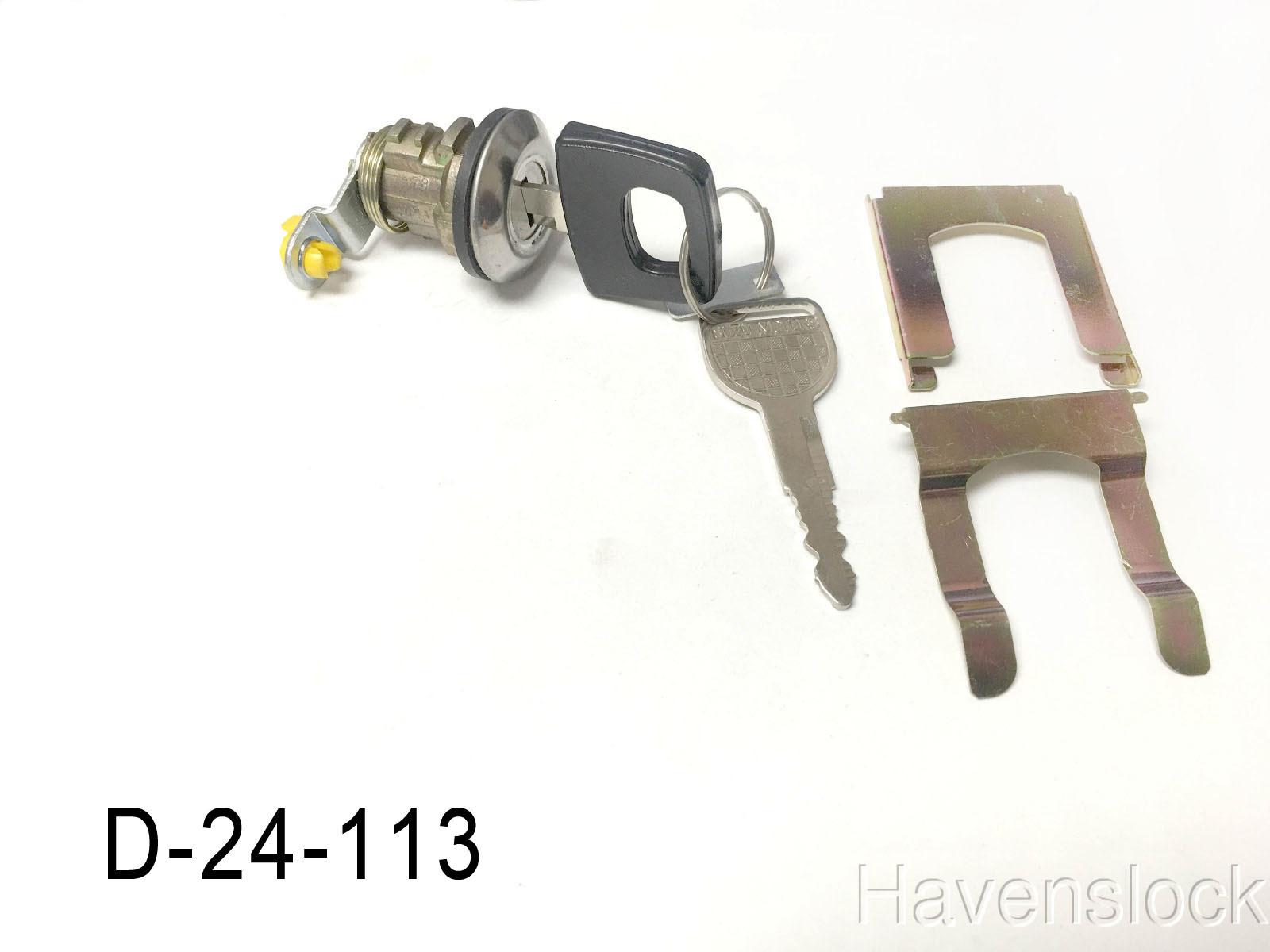 ASP Door Lock Cylinder D-24-113