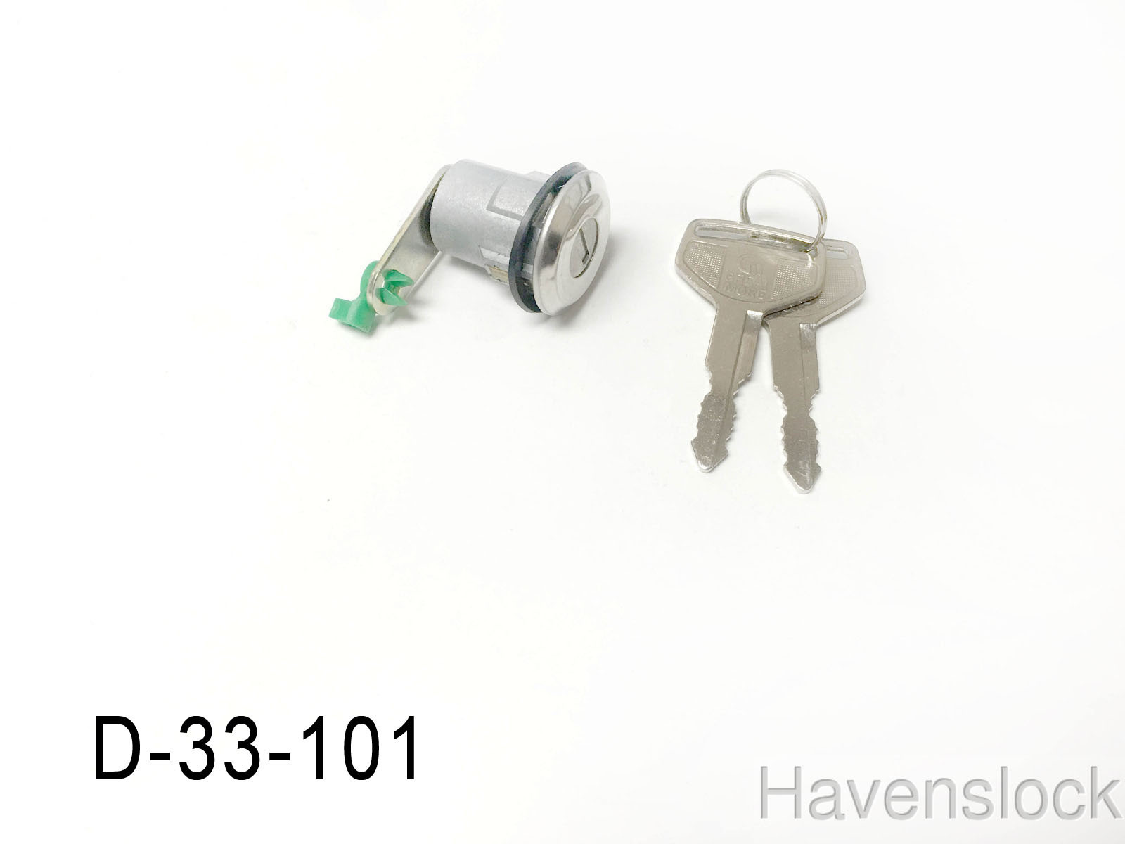 ASP Door Lock Cylinder D-33-101 for Suzuki and Che