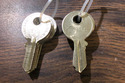 Vintage Auto Key E73S (DL R7DC)  for Peugeot (See