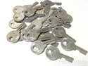 Vintage Excelsior EX5 Luggage/Trunk Key Blanks, bu