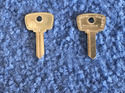 Vintage Auto Key F69H (DL 63SH)  for Fiat, Alfa Ro