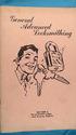 General Advanced Locksmithing (Vintage, Locksmithi