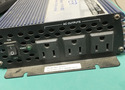 AC/DC Car Power Inverter 1000W/2000W Item 97047, 1