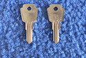 Foreign Auto Key S67C (DL R61P)  for Simca (See Ch